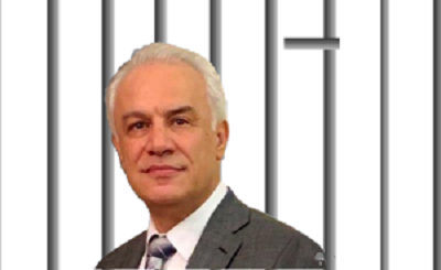 Joseph Shahbazian, still in Detention