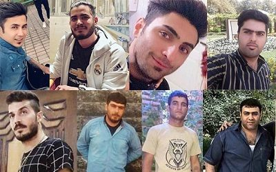 Iran: 34 Prisoners Including 10 Protesters on Death Row