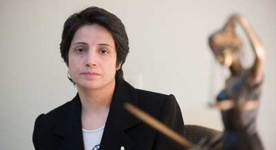 Human Rights Lowyer, Nasrin Sotoudeh Transferred to Hospital