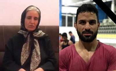 Iran hangs Navid Afkari despite pleas by his mother