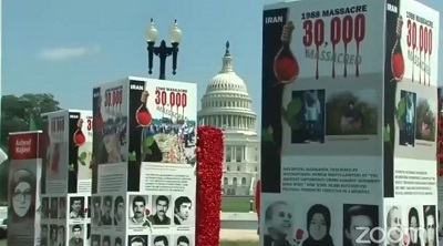 DC Photo Exhibition: Iran's Ongoing Human Rights Violations