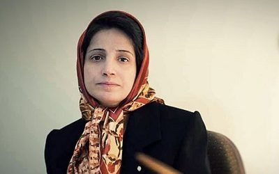 Call for release of lawyer and Human Rights Defender prisoner Nasrin Sotoudeh
