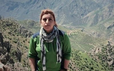 Environmental activist Faranak Jamshidi detention order extended for the third time