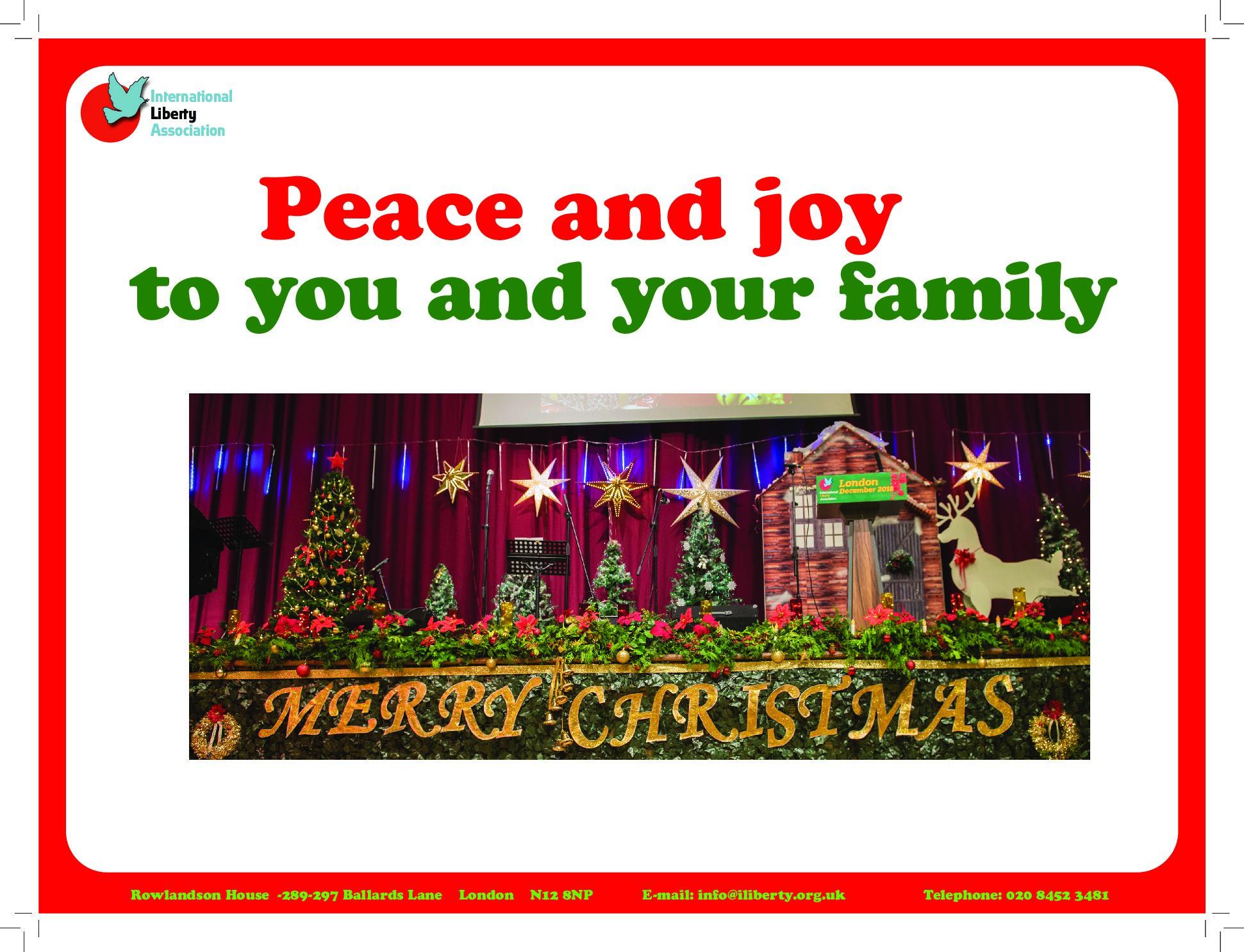 ILA Christmas Card 2020