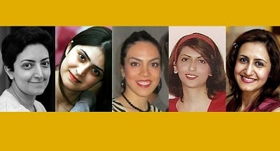 Iran: Five Baha'i women Sentenced to Five Years in Prison