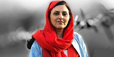 Human Rights Activist Prisoner Golrokh Ebrahimi Iraee Expelled to Amol Prison