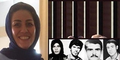Maryam Akbari Starts Her 12th Year Prison in Evin Prison