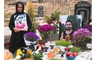 Nowruz of Mothers of Activists Prisoners and Martyrs of Peaceful Protests in Iran