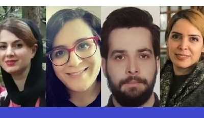 Iran: Four Baha'is Sentenced to 12 Years Prison