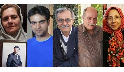 Iran: Appeals court sentence 7 political activists to prison