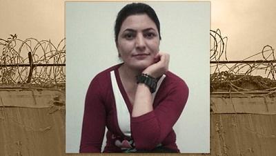 Critical Health condition of Zeinab Jalalian Infected with Corona Virus